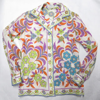 Emilio Pucci Vintage Blouse