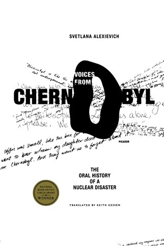 Voices from Chernobyl - Svetlana Alexievitch
