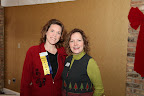 Christina Weeks and Sally Michalak