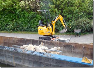 3 emergency wall repairs locks 1-2 minworth