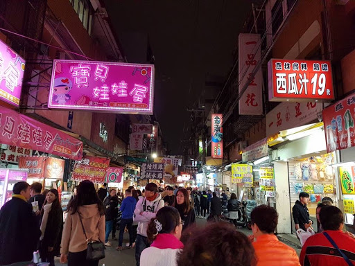 Night time food hunting at Fengjia Night Market in Taichung