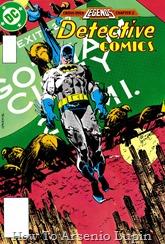 Actualización 12/08/2016: El tradumaquetador hrodric nos presenta el segundo capitulo de Cross-over: Legends. Esta vez, caemos en el numero 568 de Detective comics para ver una historia sobre pajaros...