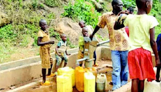 Anambra community cries out over dearth of water, access roads