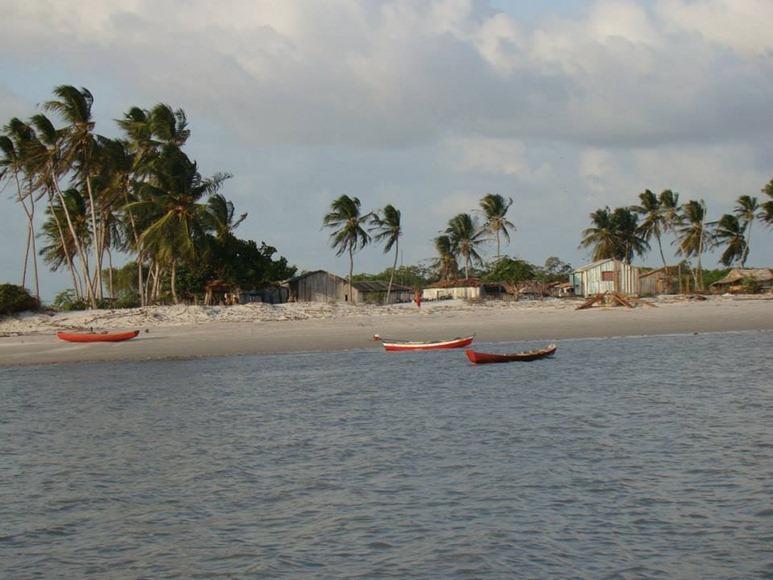 Praia de Cajual - Apicum-Açu, Maranhao