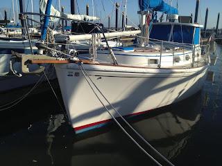 1986 Cape Dory 30 Motor Sailer