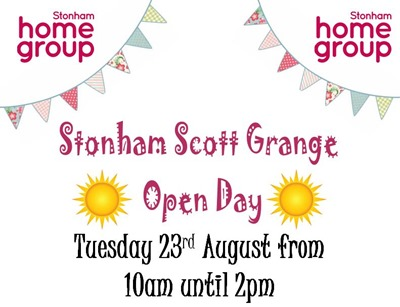 Scott Grange Open Day 2016