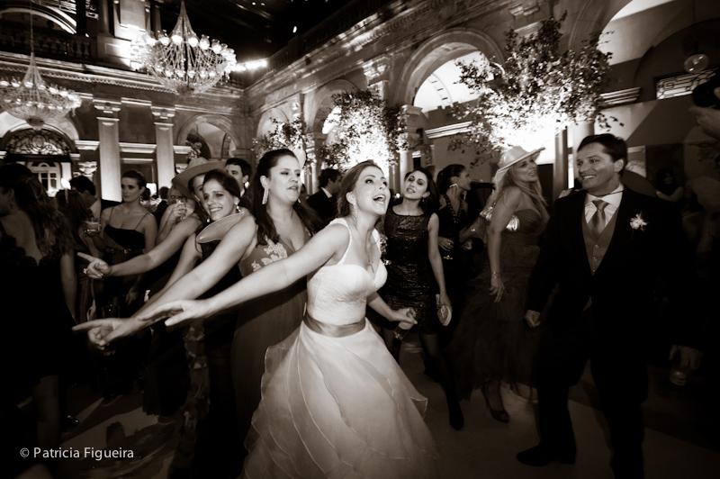 Foto de casamento 2870pb de Priscila e Felipe. Marcações: 05/11/2011, Casamento Priscila e Luis Felipe, Rio de Janeiro.