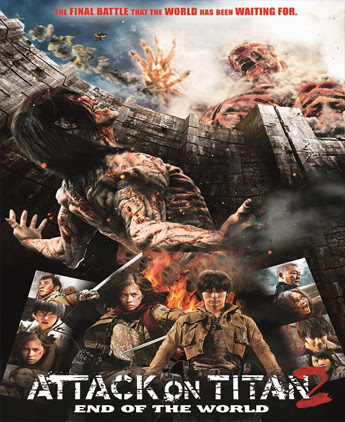 Shingeki no kyojin 2 (Attack on Titan 2) (2015) HDScreener