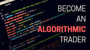 What is algorithmic trading