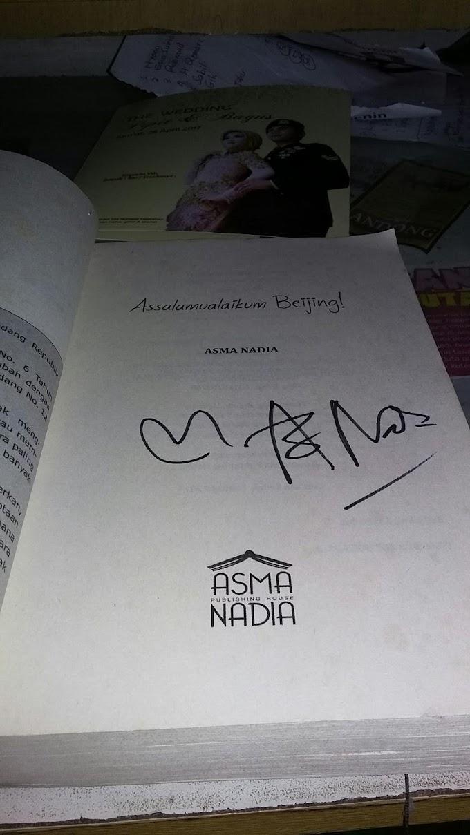 Separuh Selasa bersama Asma Nadia