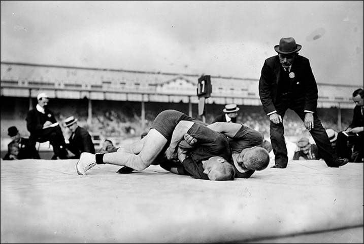 The 1908 London Olympic Games