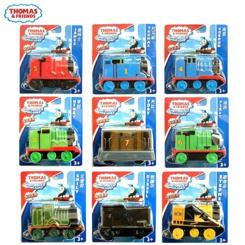 Đồ chơi Đầu Tàu hỏa Thomas và các bạn chạy pin Fisher Price BGJ69
