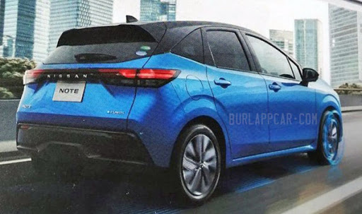 burlappcar: 2021 nissan note: the real thing