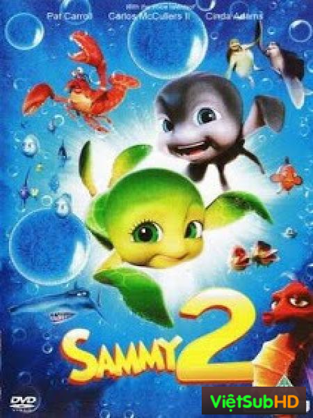 Cuộc Phiêu Lưu Của Chú Rùa Sammy 2