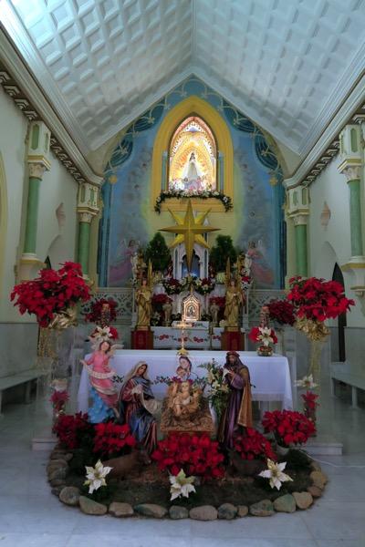 Shrine Altar