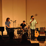 Koncert kapely The Shuk 2012