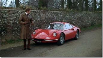 Ferrari Dino 246 GT Amicalement Vôtre