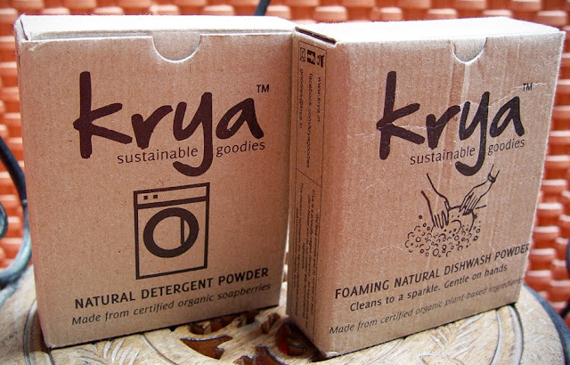 Krya Natural Detergent Powder