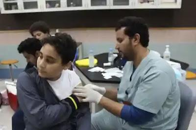 الأسبوع القادم: تطعيم الالتهاب السحائي بالمدارس | تعرف عليه