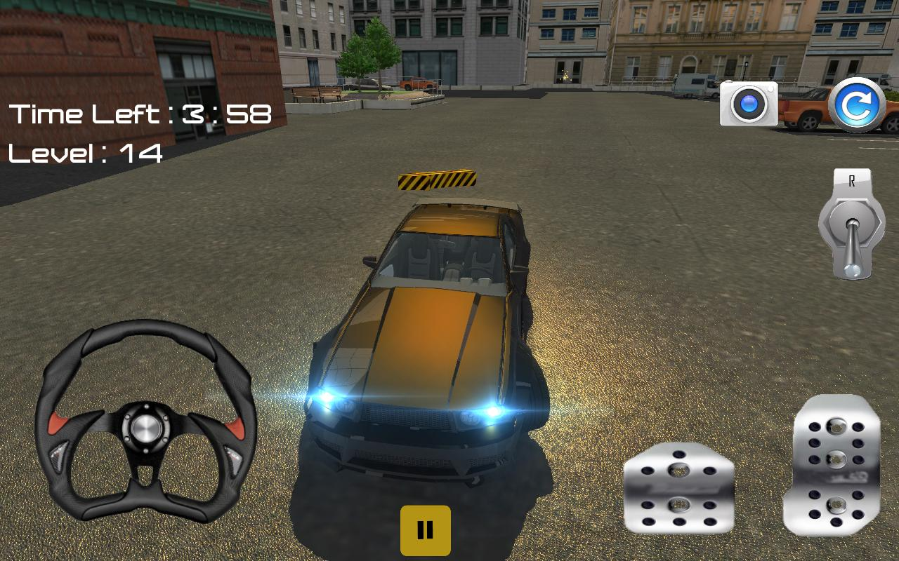 Extreme Furious Driving- screenshot