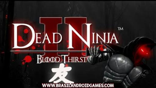 Dead Ninja Mortal Shadow 2 Imagem do Jogo