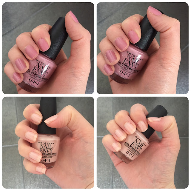 Trying2bBeautiful: OPI Nail Envy review