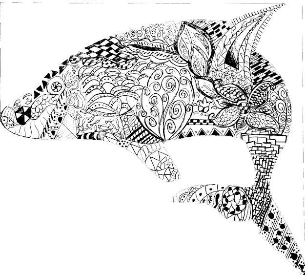 Animal Coloring Pages For Adults Free Coloring Pages
