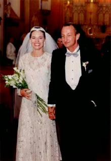 October 1, 1988 I married Nancy Booth in Santa Fe, New Mexico