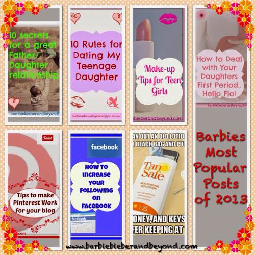 Barbies Popular Posts For 2013