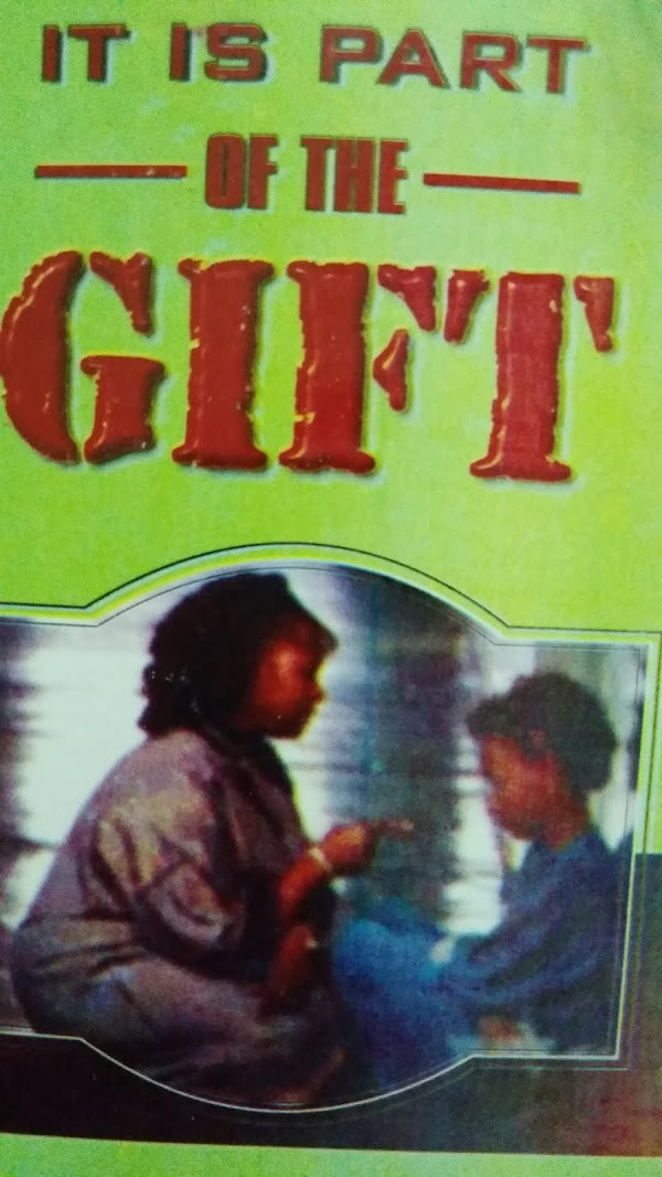 IT IS PART OF THE GIFT CHAPTER 1