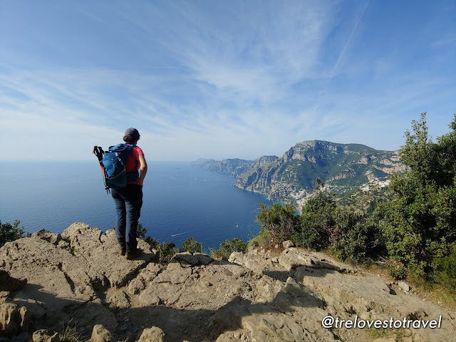 Path of the Gods Hike, Italy