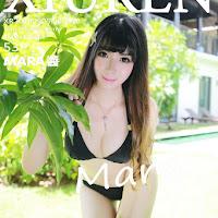 [XiuRen] 2014.09.05 No.210 MARA醬 [54P] cover.jpg