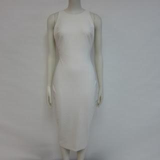 *SALE* Elizabeth & James White Dress