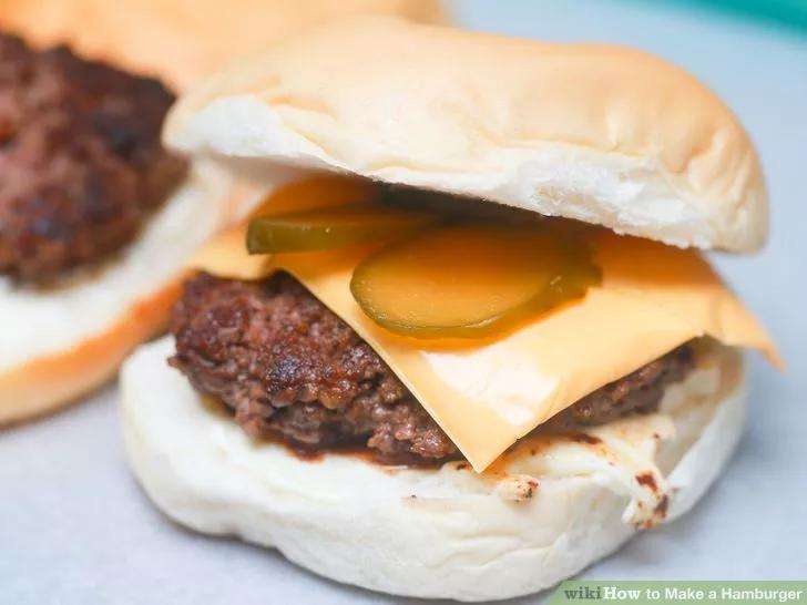 Hinh anh: Hamburger My co dien