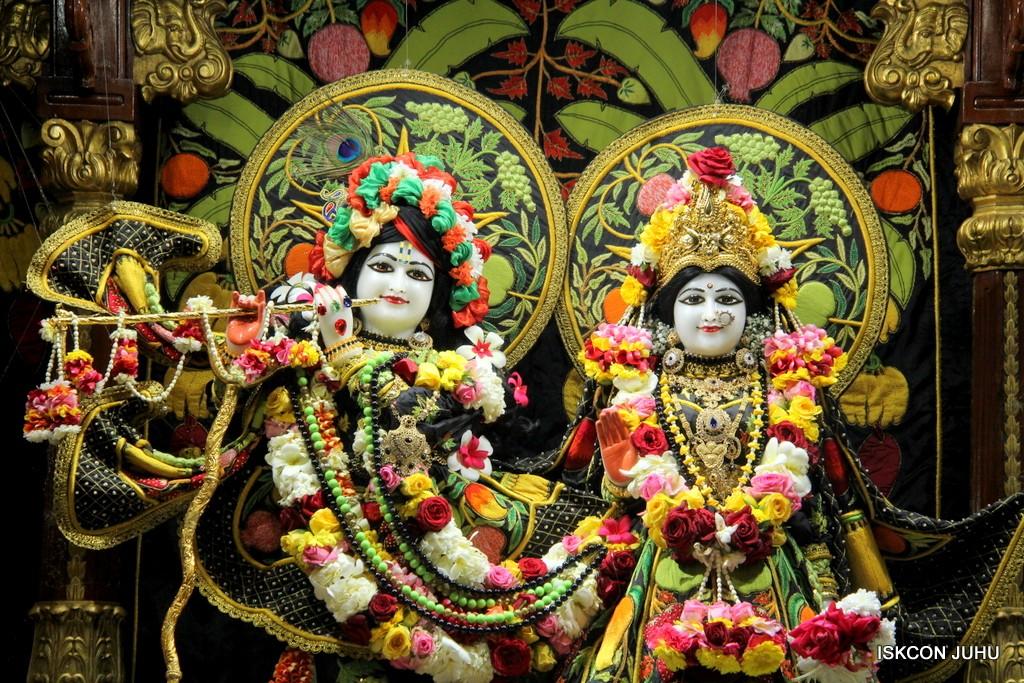 ISKCON Juhu Sringar Deity Darshan on 31st Dec 2016 (3)