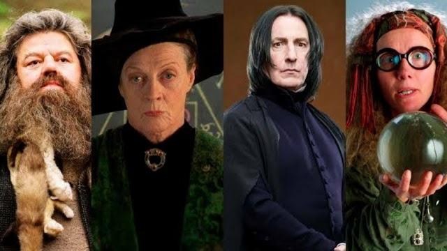 HB Games: Quiz você sabe tudo sobre os professores de Harry Potter?