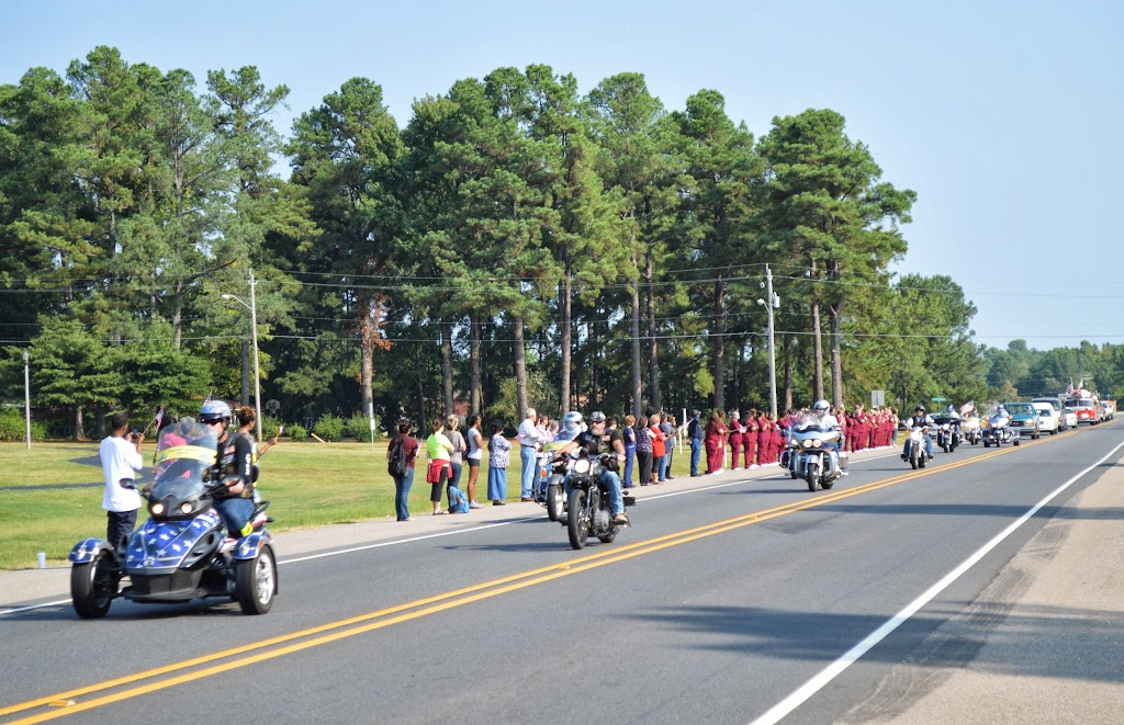 Honoring Sergeant Young Procession - DSC_3225.JPG