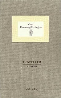 Cloth Ermenegildo Zegna - Traveller(4 Seasons) Anzug €1100/-