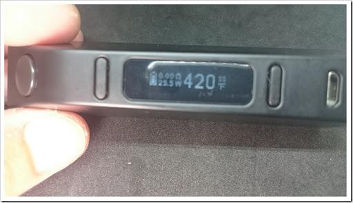 DSC 3342 thumb%25255B2%25255D - 【MOD】Eleafの独特形状コンパクト「Eleaf iStick Aster MOD」レビュー!【iStick Picoに飽きたひとへ】