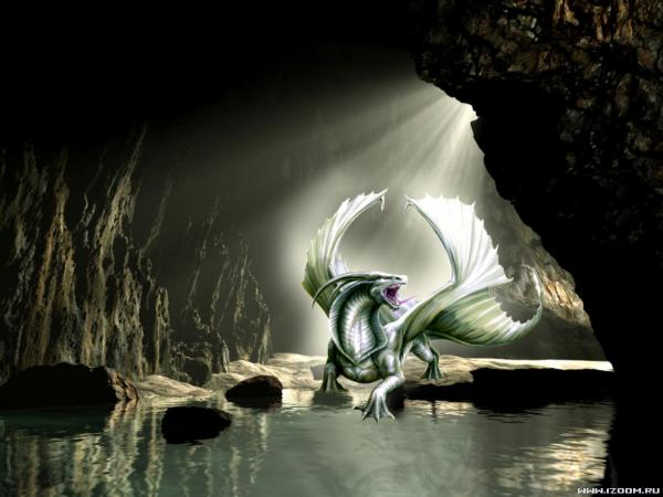Dragon In The Cave, Dragons 2