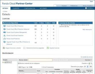 Panda Security lanza Panda Cloud Partner Center 2.2
