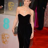 OIC - ENTSIMAGES.COM - Claire Forlani  at the EE British Academy Film Awards (BAFTAS) in London 8th February 2015 Photo Mobis Photos/OIC 0203 174 1069