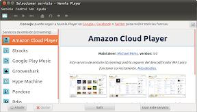 0053_Seleccionar servicio - Nuvola Player