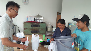 Langka Dipasaran, SMA Setia Bhakti Tangerang Berinovasi Membuat Hand Sanitizer Tangkal Covid-19