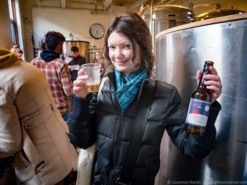 Barneys Beer Edinburgh International Science Festival