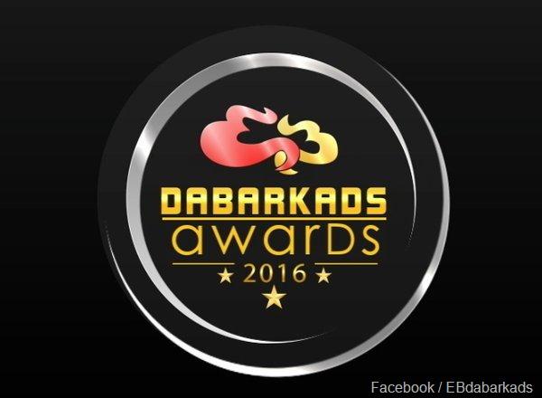 EB Dabarkads Awards 2016