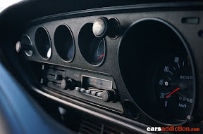 Toyota Celica TA20 TA22 Instrument Panel
