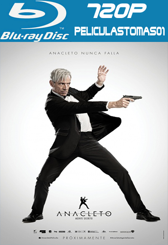 Anacleto: Agente Secreto (2015) BDRip m720p