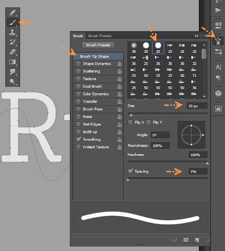 Photoshop - เทคนิคการสร้างตัวอักษร 3D Glowing แบบเนียนๆ ด้วย Photoshop 3dglow10