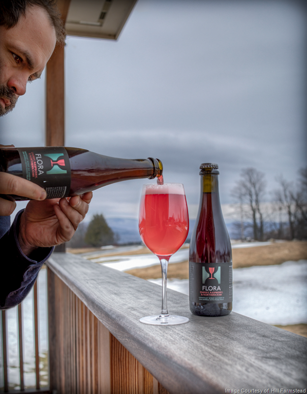 Hill Farmstead Releasing Flora w/Cherries, Raspberries & Northern Kiwi